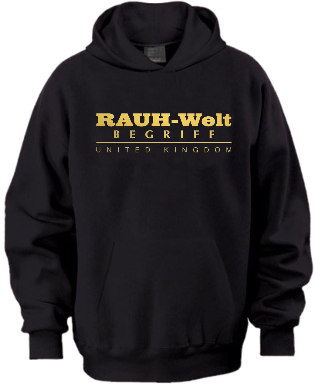 RWB UK Black Hoodie