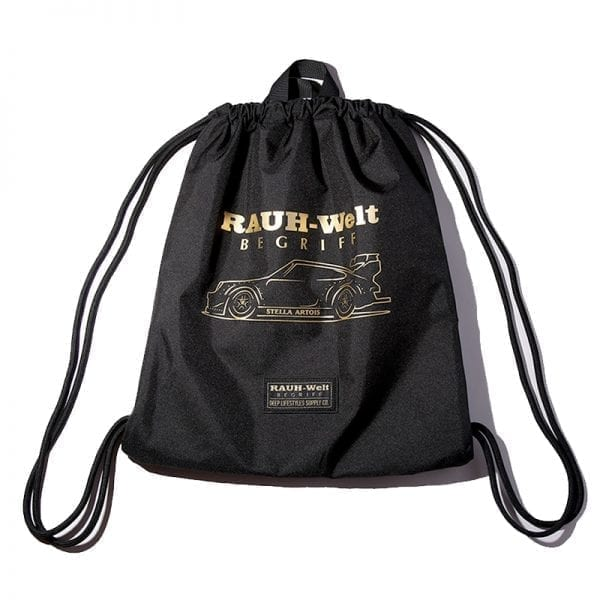 RWB UK Stella Collection – DEEP X RWB PREMIUM DRAWSTRING BAG