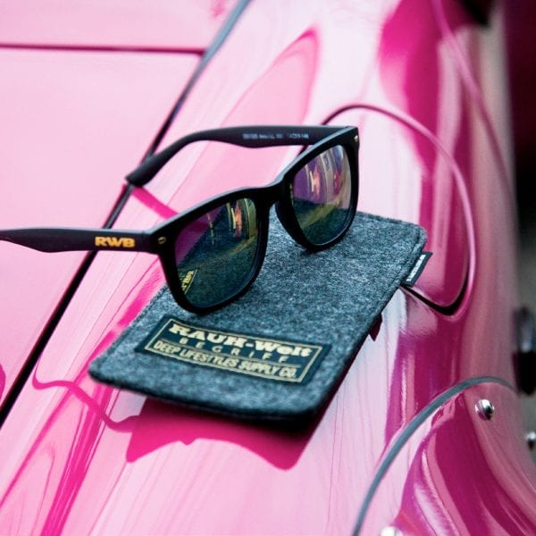 Stella Collection – DEEP X RWB SUNGLASSES & SUNGLASS CASE