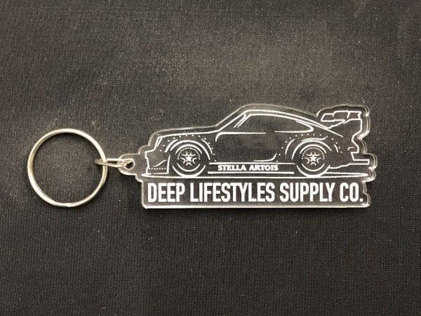 DEEP X RWB Porsche Tag