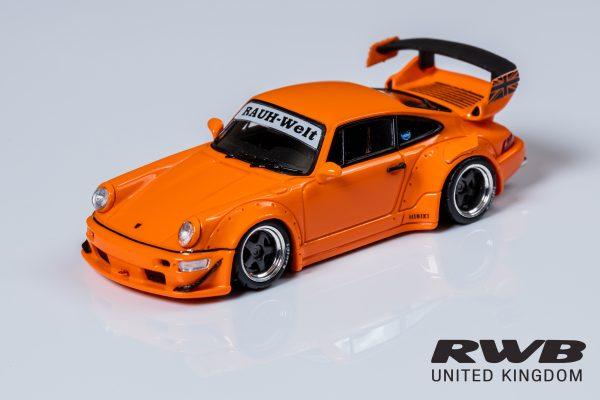 RWB UK HIBIKI Limited Edition Model Car 1/64